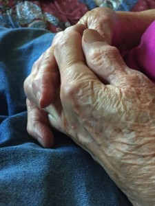godupdates sweet post about grandma's 'old' hands 1