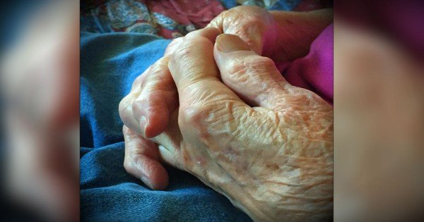 Her Grandma Sees 'Old' Hands But She Sees Something Beautiful