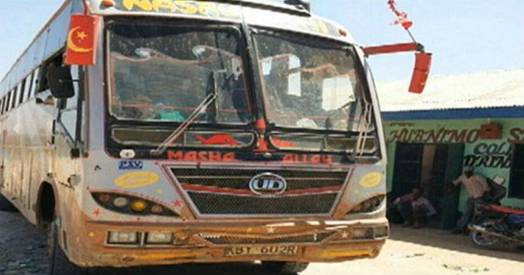 godupdates terrorists attack bus to kill christians 1