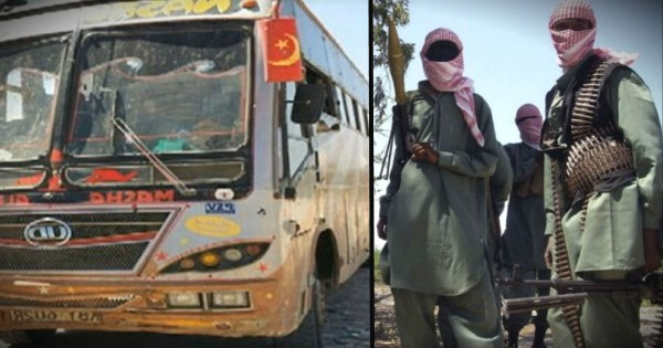 Terrorists Tried To Kill Christians On A Bus