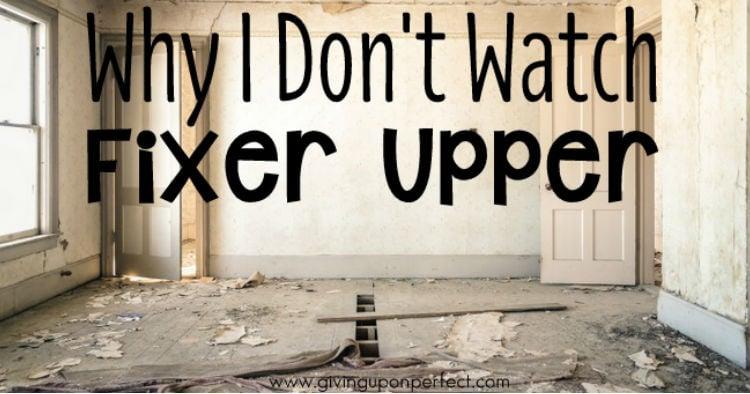godupdates woman refuses to watch fixer upper 2