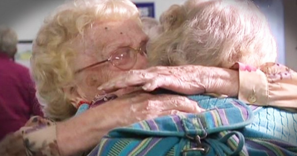 mother and daughter Reunion after 82 years GodUpdates