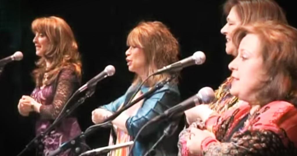 four women comedy song GodUpdates