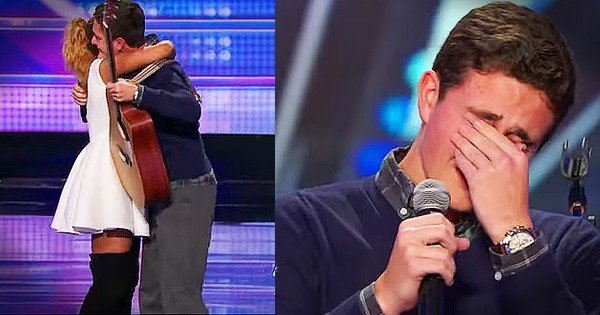 Young Man's Adoption Story And America's Got Talent Audition