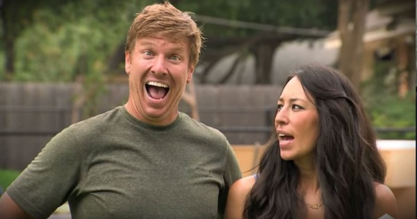 Chip and Joanna Gaines Hilarious Fixer Upper Outtakes
