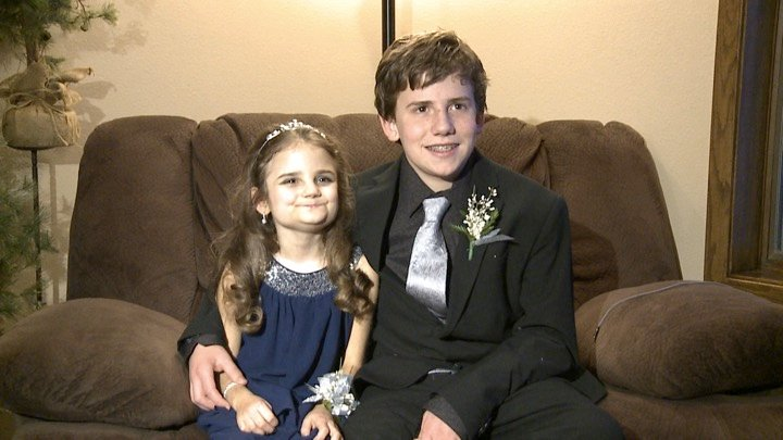 godupdates teen asked his little sister with terminal illness to dance 1