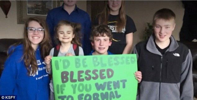 godupdates teen asked his little sister with terminal illness to dance 2