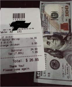 godupdates waitress reminds single dad of parent's divorce 5