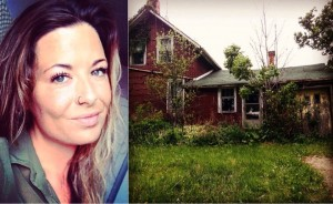 godupdates woman befriends man she finds in an abandoned house 1
