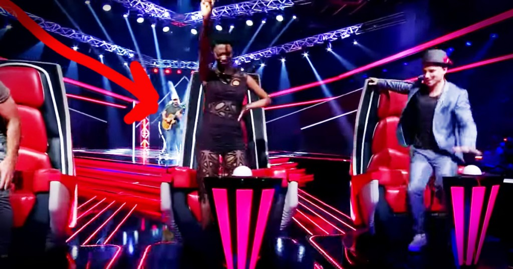 all of me the voice audition jeremy GodUpdates
