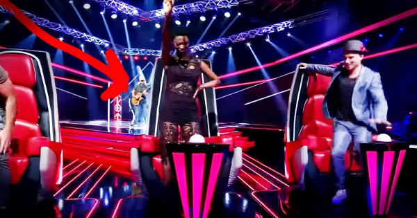 The Voice South Africa 'All of Me' Audition Wows Judges