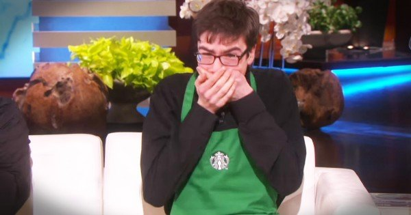 The Surprise For This Starbucks Barista With Autism Will Make Your Day