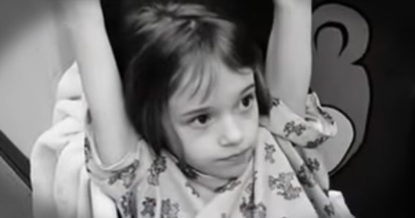 God Tells Family To Adopt 'Feral' Little Girl