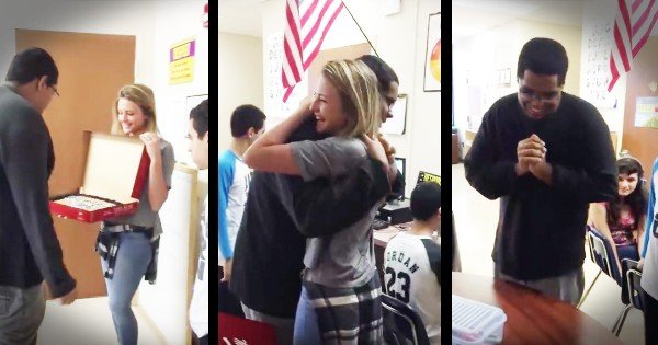 Promposal For Boy With Autism Will Melt Your Heart