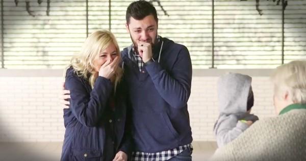 Christian Couple's Heartwarming Adoption Story