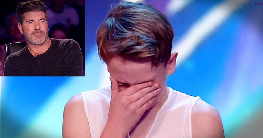 14 year old Jack Higgins britains got talent ballet audition bully GodUpdates