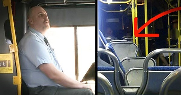 Bus Driver Helps Woman Escaping Domestic Violence