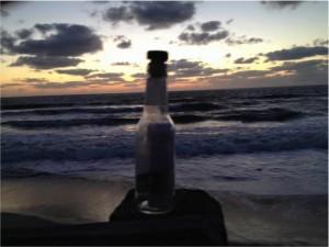 godupdates boy's message in a bottle to deceased friend 1