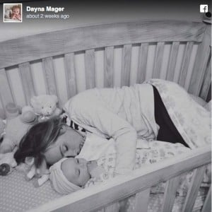 godupdates mom climbed into crib with crying baby because of missionary's story 1