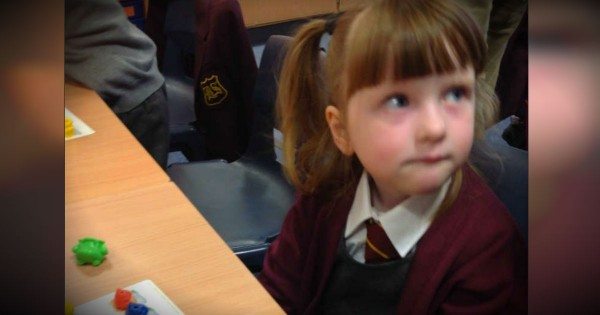A Girl With Autism Has Her Teacher In Tears Without Ever Saying A Word