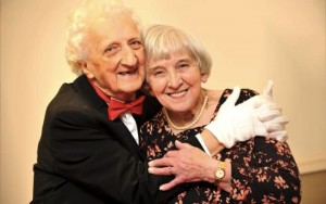 godupdates veteran to wed fiance 70 years after they split 6