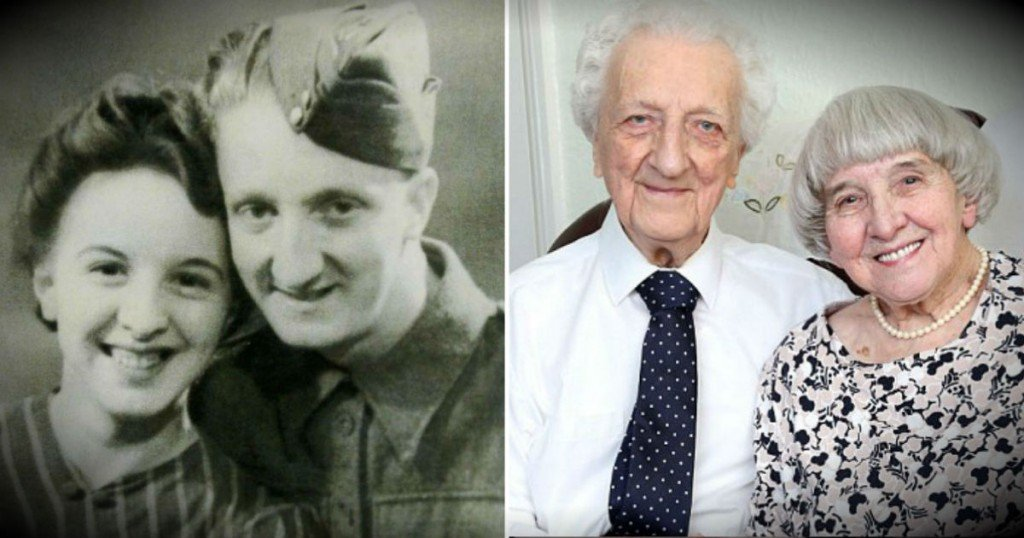 godupdates veteran to wed fiance 70 years after they split FB