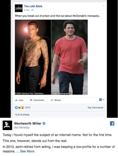 godupdates wentworth miller talks depression after cruel meme calls him fat 2