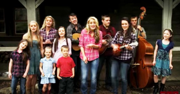 Willis Family Original Song '100 Times Better' Is Too Cute