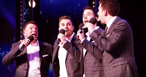 The Neales Audition On Britain's Got Talent