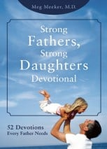 apologize - meg meeker - strong fathers, strong daughters devotional - regnery publishing