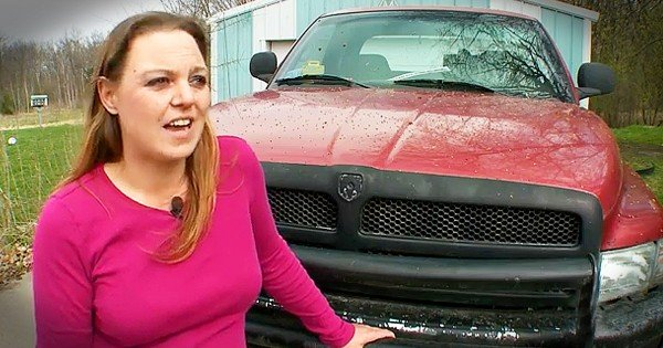 'Mean Mom' Sells Daughter's Truck And Causes A Stir
