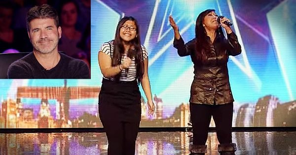 Mother-Daughter Audition Wows Britain's Got Talent Judges