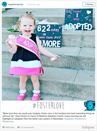 godupdates 25 adoption photos of kids adopted from foster care 1