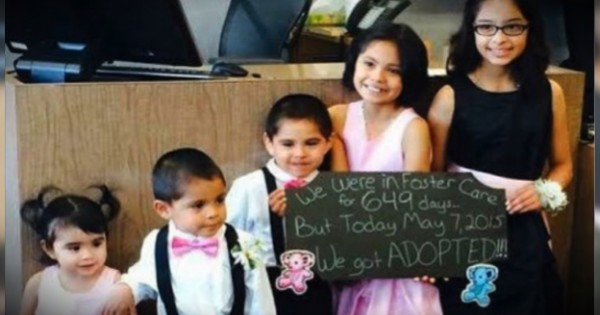 25 Adoption Photos Show What Pure Joy Looks Like