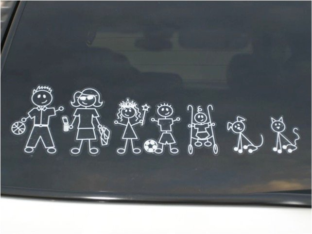 Bumper Stickers Could Be Putting Your Family In Danger