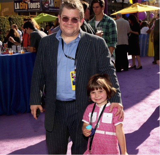godupdates patton oswalt 7-year-old daughter's quote on losing her mom 1