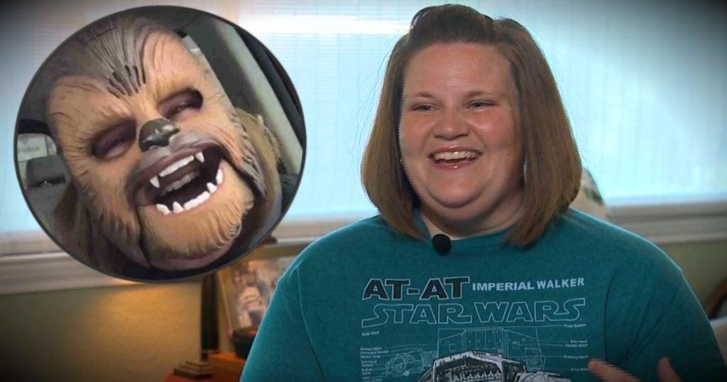 godupdates reason why chewbacca mom went viral fb