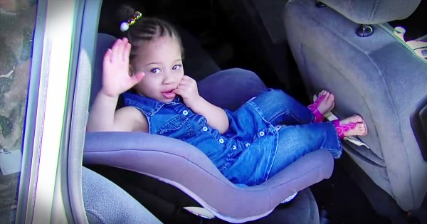 Police Officer Buys Dad Car Seat Instead of Giving a Ticket