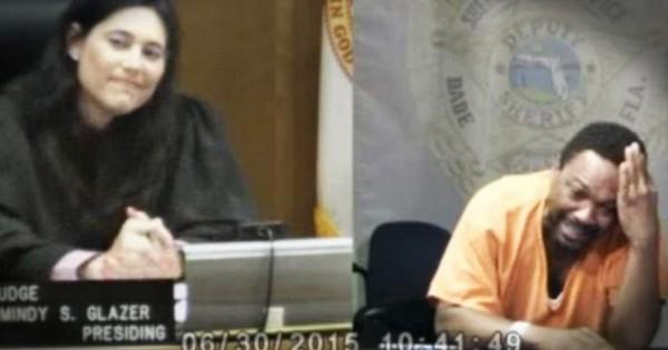 Judge Reunites with Former Classmate She Sentenced