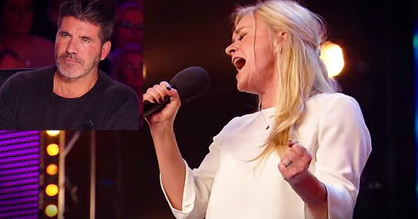 37-Year-Old Mom Is Going After Her Dream On Britain's Got Talent