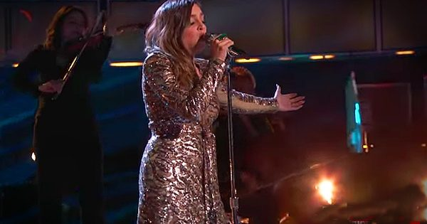 Alisan Porter sings Somewhere on The Voice