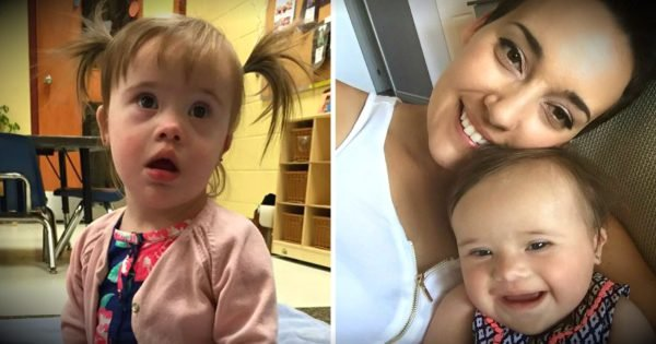 Mom Surprised By What Strangers Staring At Her Special Needs Baby Girl Have To Say