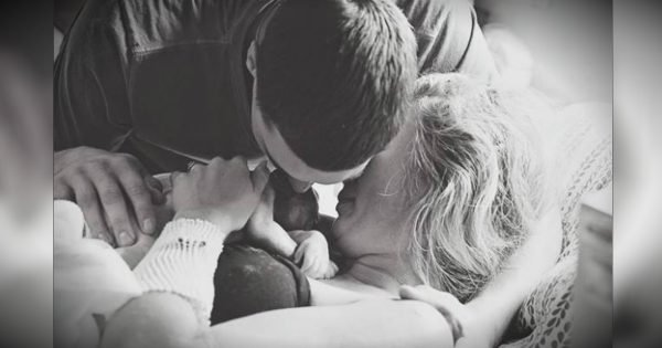 Grieving Parents Share Photos Of Their Baby Who Died At Birth