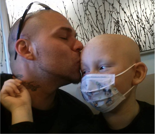 fb5404e5a Scar From Surgery Makes Son Insecure, So Dad Gets Tattoo To Match
