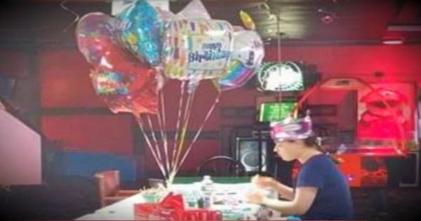Strangers From The Internet Rally For A Teen With Autism's Birthday