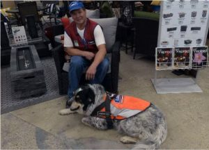 godupdates lowes give man and service dog a job 2