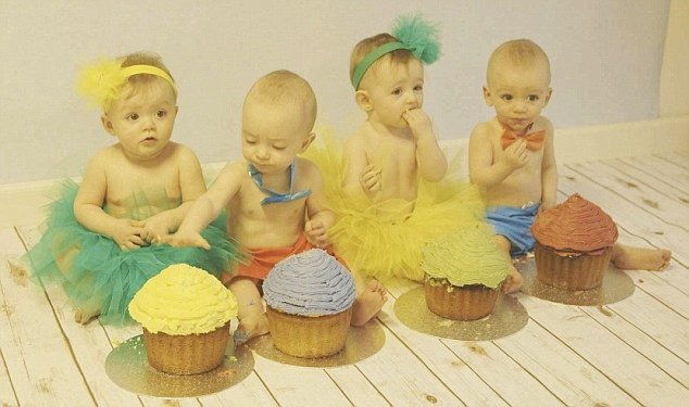 godupdates miracle quadruplets conceived from 4 eggs naturally 5