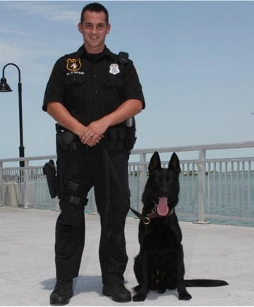 godupdates police officer's goodbye letter to fallen k-9 partner 1