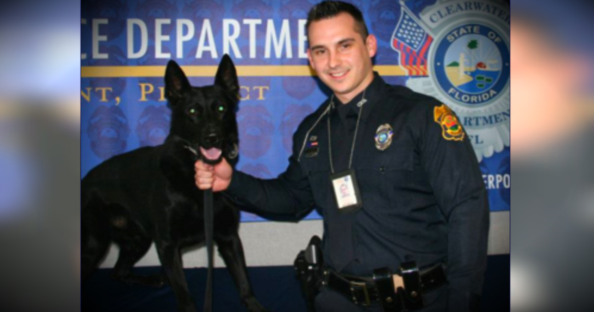 Goodbye Letter From Police Officer To His Late K-9 Partner