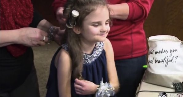 Teen Asked His Little Sister, Who's Terminally Ill, To The School Dance